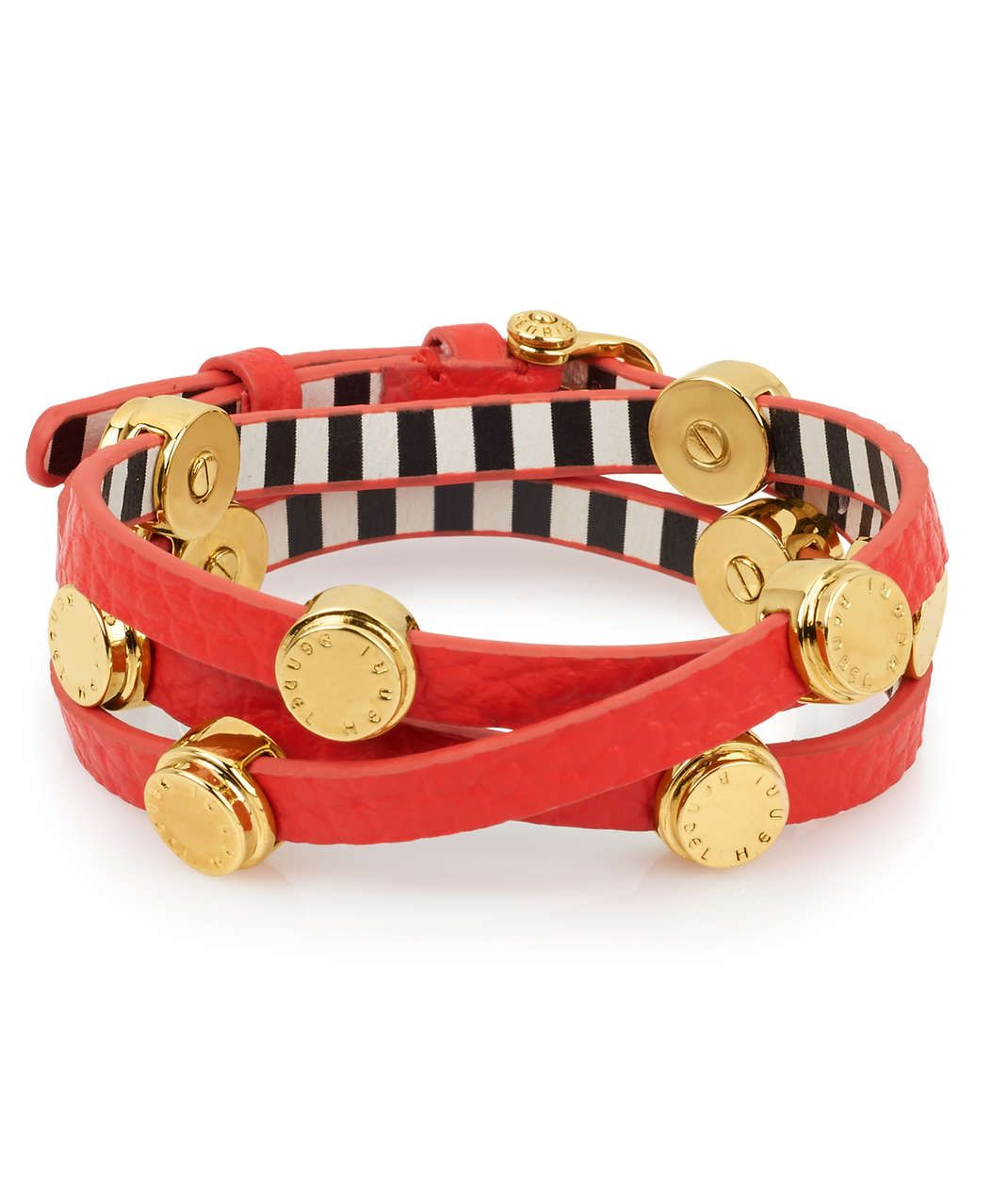 bracelet wrap triple product handup mezzaluna global goods