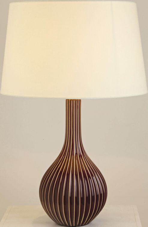 Buy the lighting interiors group scallion table lamp plum from buy the lighting interiors group scallion table lamp plum from our table lamps range tesco mozeypictures Gallery