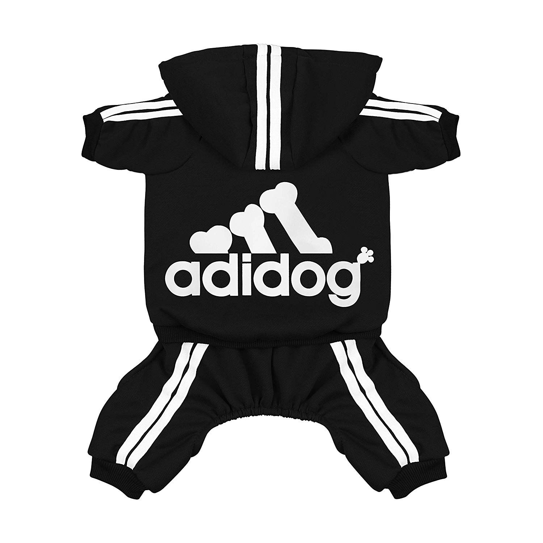 Scheppend Original Adidog Pet Clothes For Dog Cat Puppy Hoodies Coat Winter Sweatshirt Warm Sweater Dog Clothes Pet Clothes Dog Hoodie [ 1500 x 1500 Pixel ]