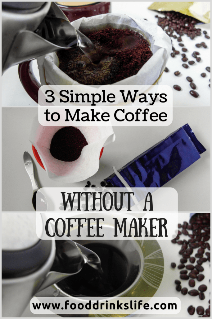 3 Simple Ways to Make Coffee Without a Coffee Maker • Food Drinks Life #greatcoffee