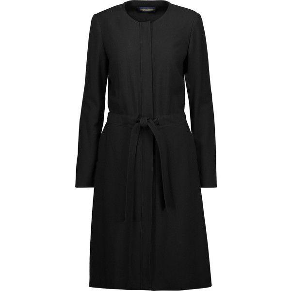 Bag · Vanessa Seward Belgravia belted jacquard coat ...