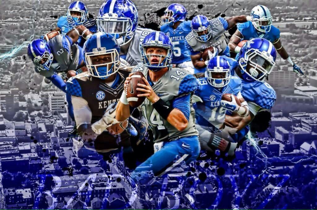 Pin by Mark Koon on UK Football Kentucky football, Big