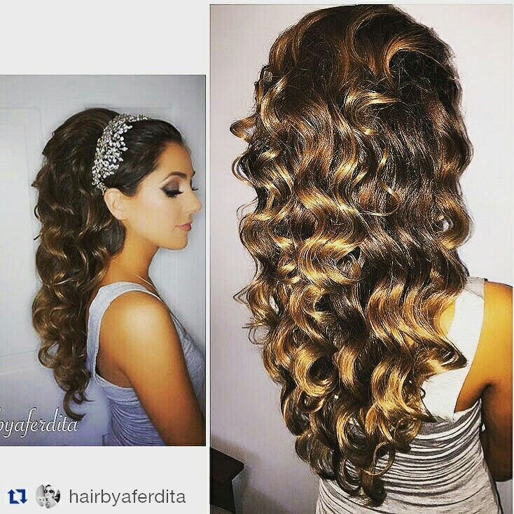 Wedding Hairstyles Instagram: Follow MyPerfectQuinceOfficial On Instagram For More