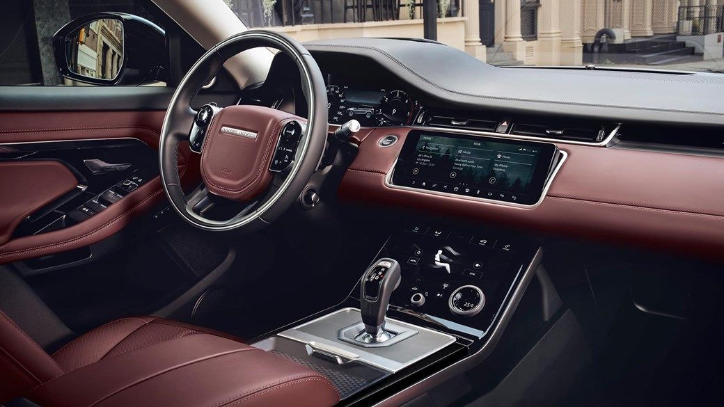 Range Rover Interior >> New Range Rover Evoque Interior New Range Rover Evoque