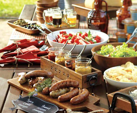cute bbq food ideas wwwimgkidcom the image kid has it With couples wedding shower menu ideas