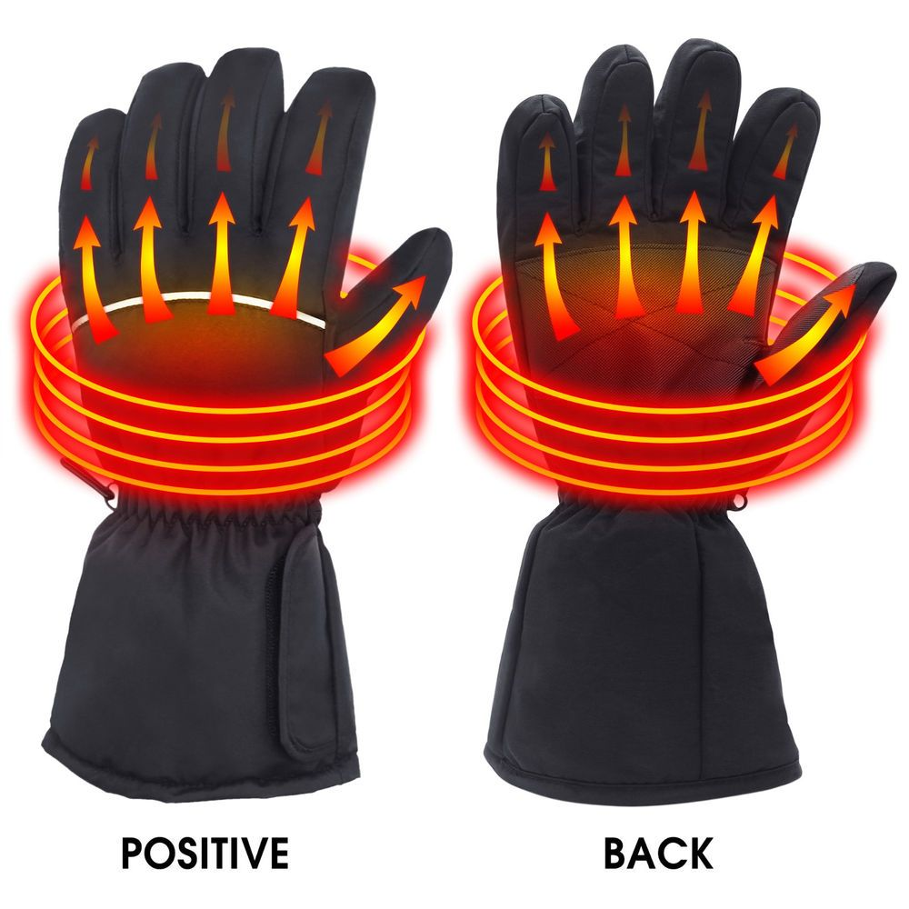 Qilove Electric Battery Heated Winter Warmer Gloves Motorcycle Hunting Outdoor Ebay With Images Heated Gloves Hunting Gloves Gloves
