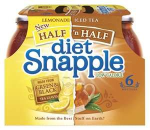 This is yummy and only 10 calories per bottle