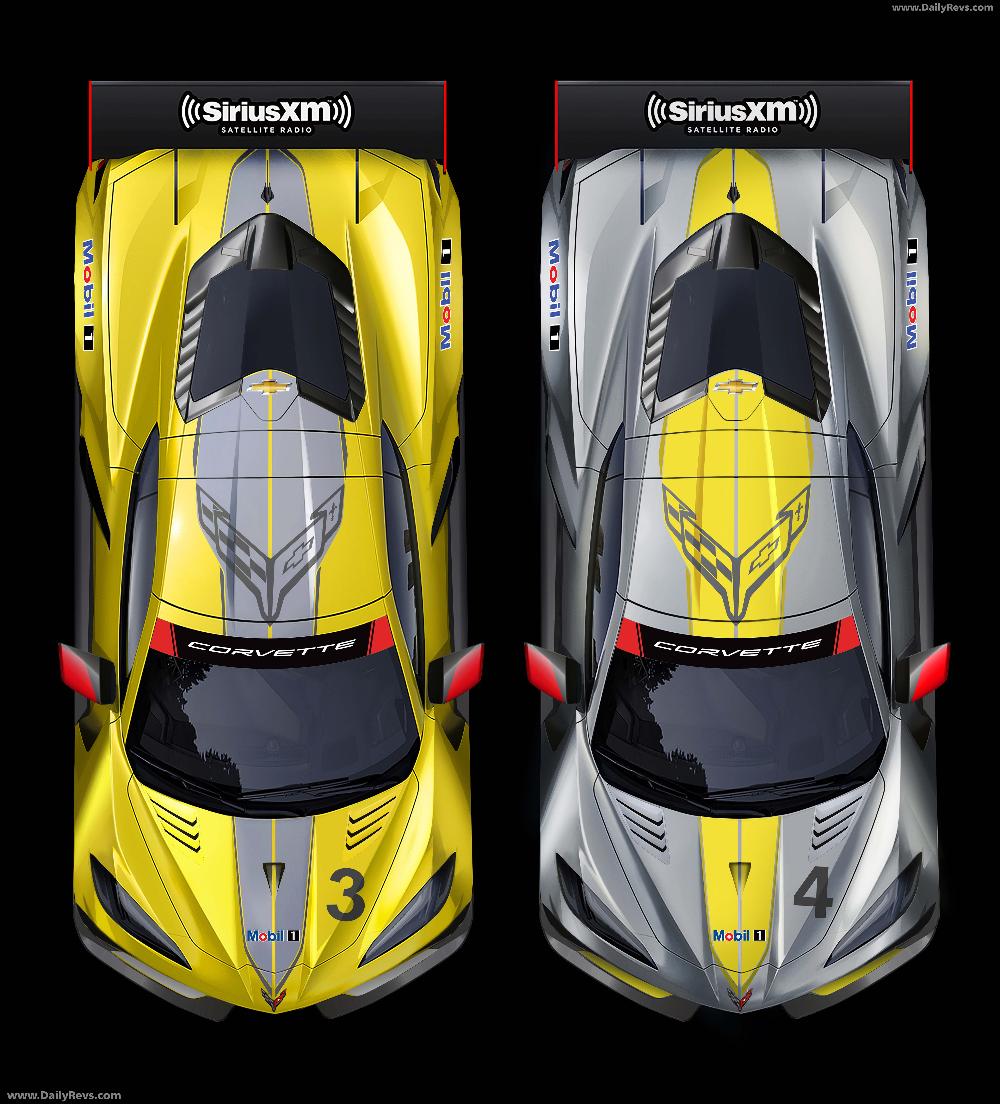 2020 Chevrolet Corvette C8 R Hd Pictures Videos Specs Information Chevrolet Corvette Corvette Corvette Race Car