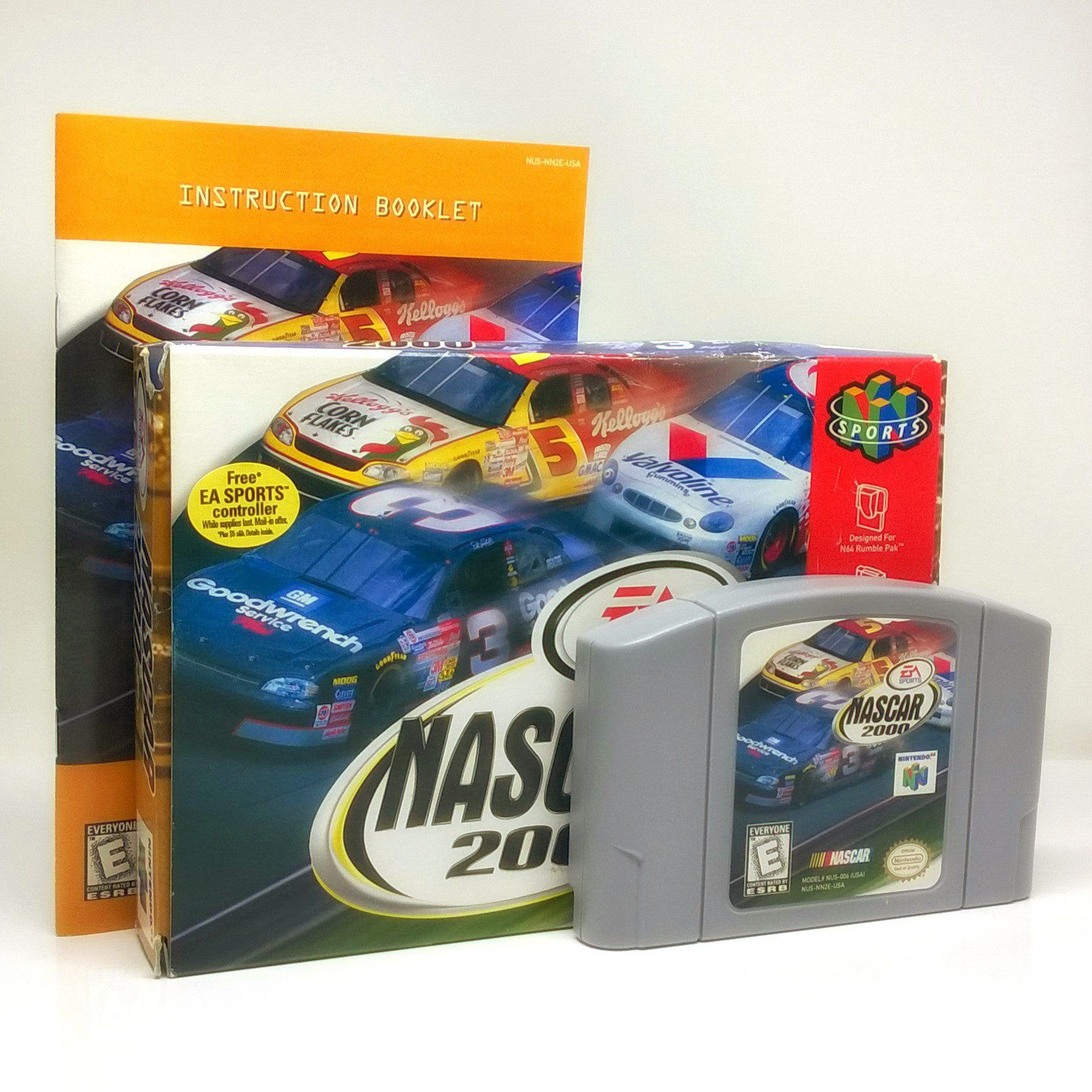 Nascar 2000 (With images) Nascar