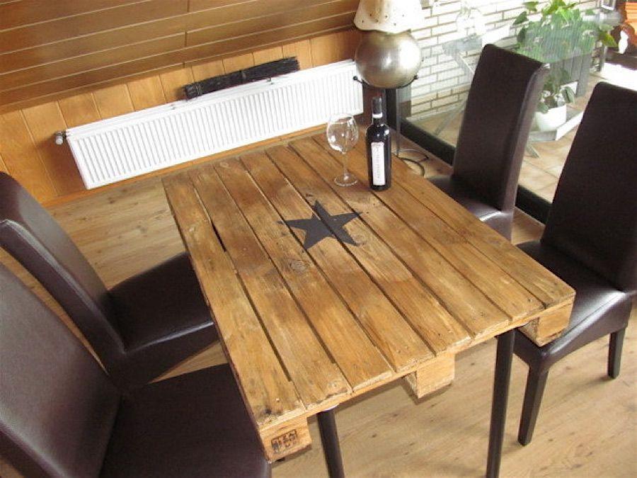Möbel aus alten holzpaletten  Recycling / Upcycling: Coole Möbel aus alten Paletten – Teil 5 ...