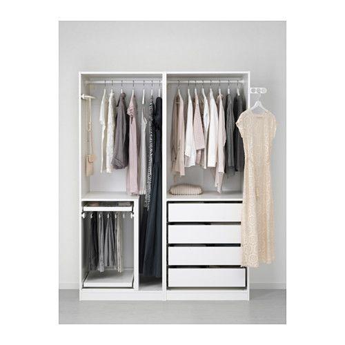 Pax Wardrobe White Hasvik White Home Paige In 2019