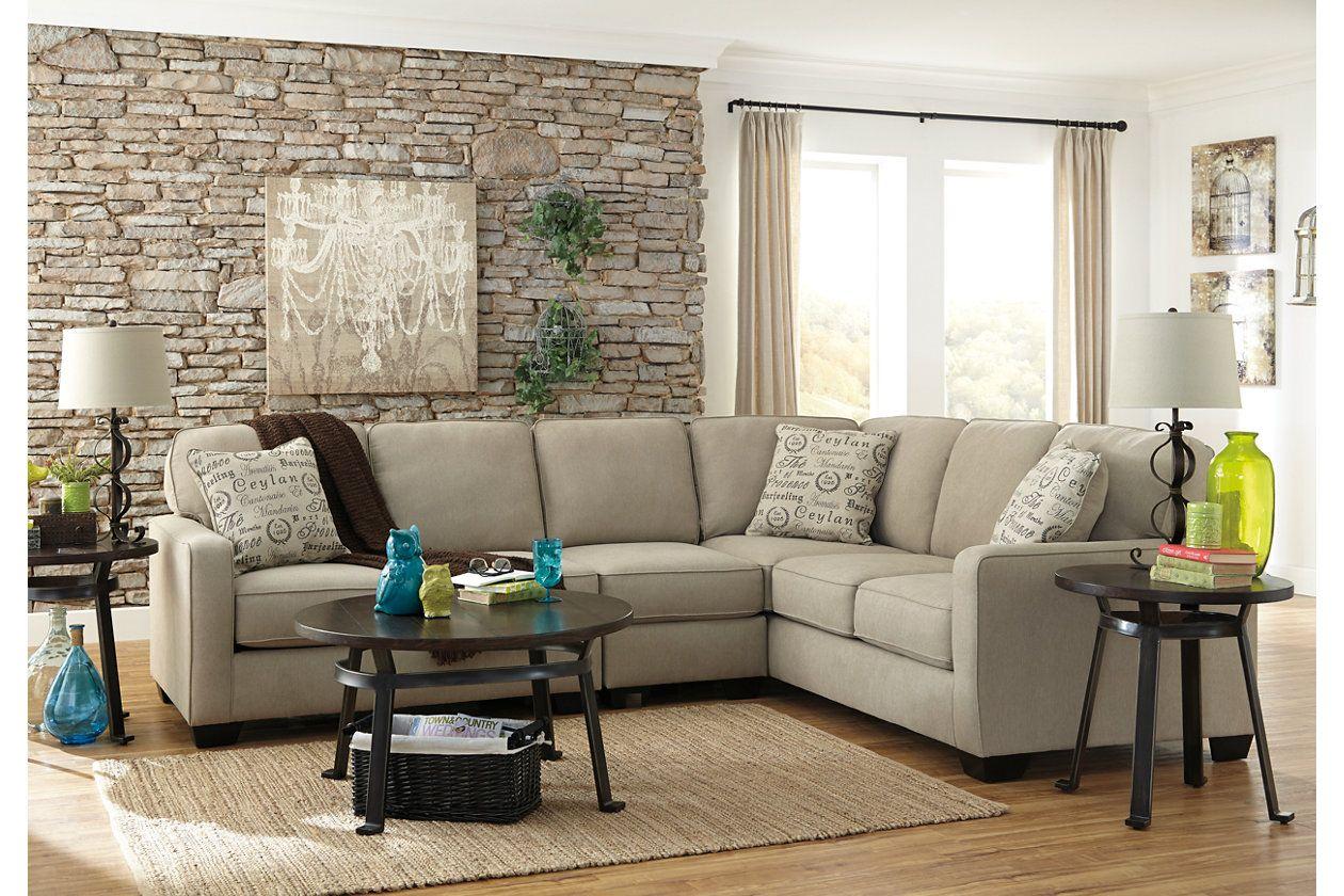 Astounding Alenya 3 Piece Sectional Decor In 2019 Living Room Sofa Lamtechconsult Wood Chair Design Ideas Lamtechconsultcom
