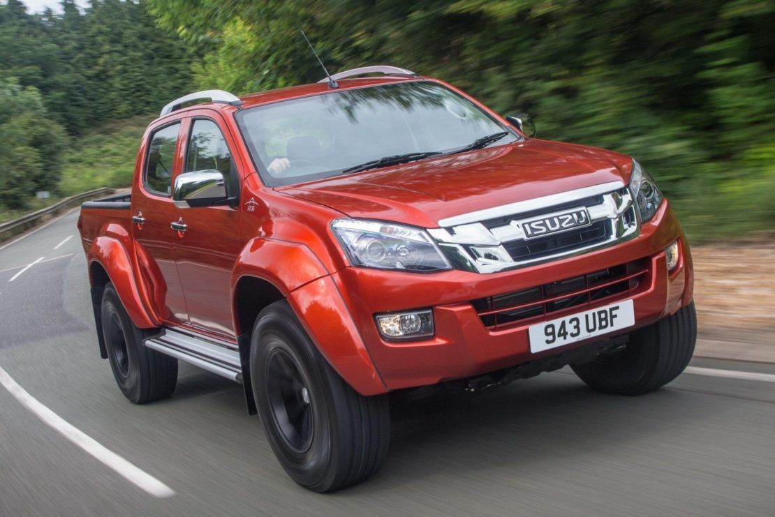 2019 Isuzu DMax Changes And Redesign 2019 Electric Car
