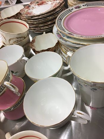 Are You Looking To Hire Vintage China Cups Saucers Plates Etc For Your Party