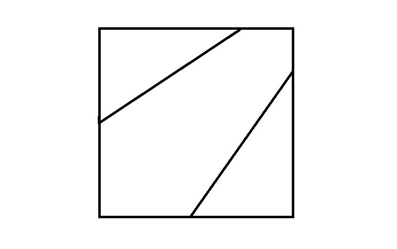 use12 x 2 sided squares about 8 inch square, i'm not sure