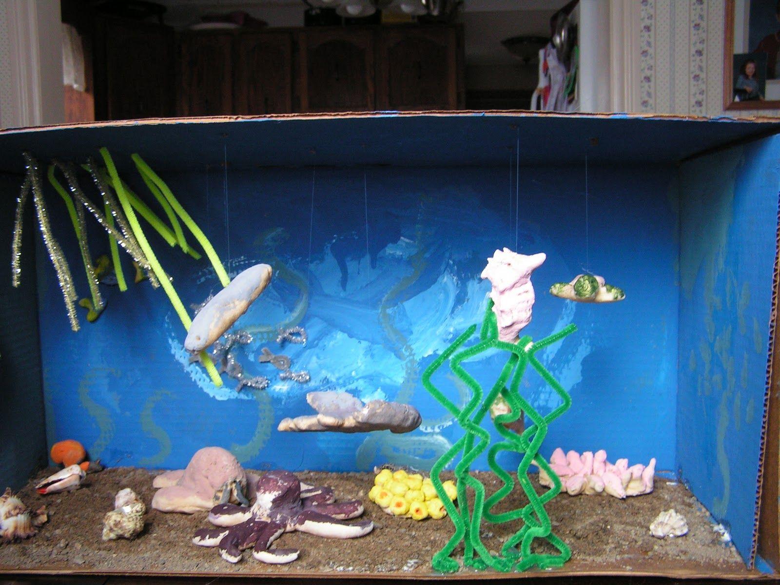 Pin By Mikita Sloan Benson On Boys Sea Theme Under The Sea Theme School Crafts [ 1200 x 1600 Pixel ]