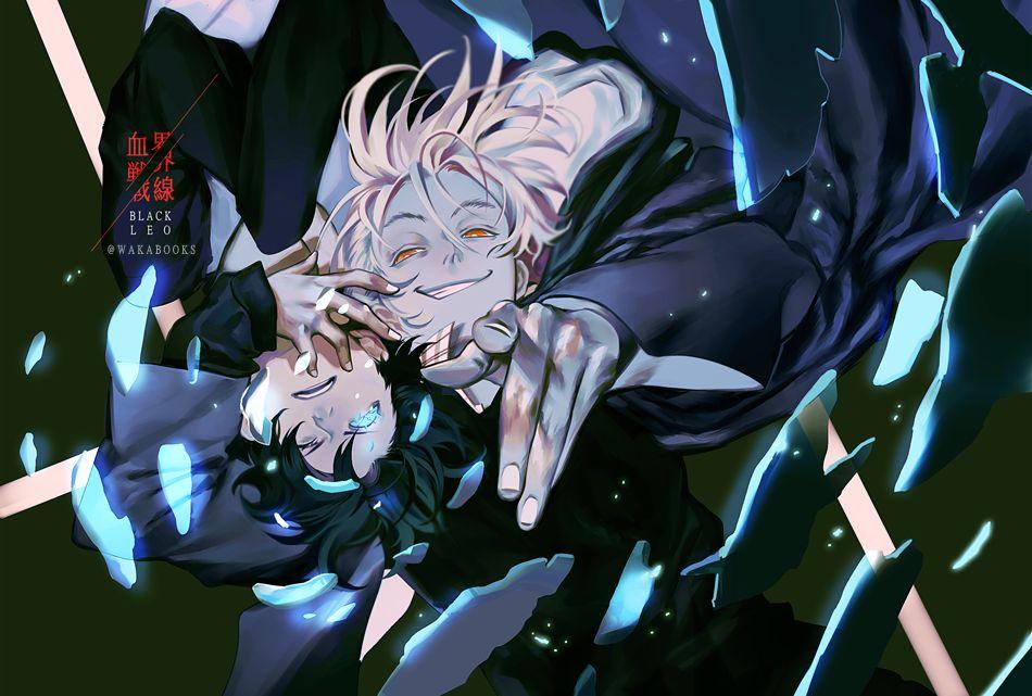 Leo king of despair kekkai sensen anime character