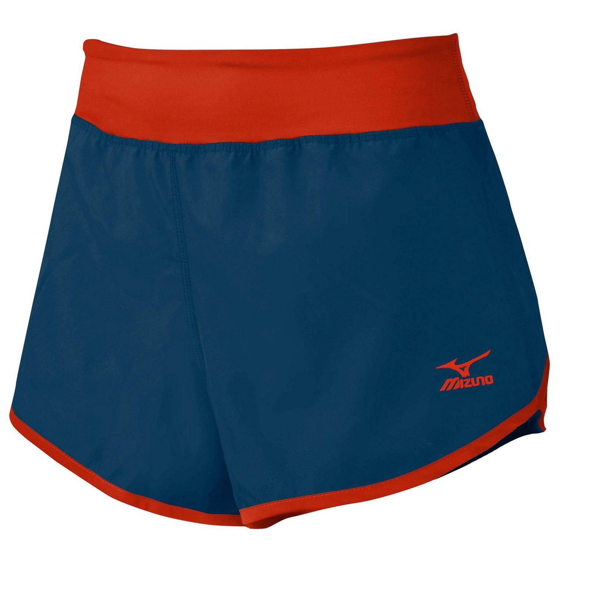 Mizuno Women S Elite 9 Dynamic Cover Up Volleyball Short Womens Size Extra Small In Color Navy Red 5110 Volleyball Outfits