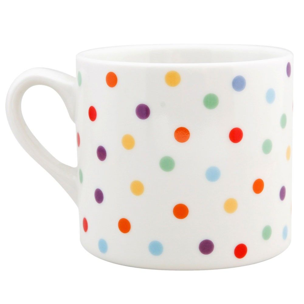 Representation of Some Cute Polka Dot Dishes for Christmas ...