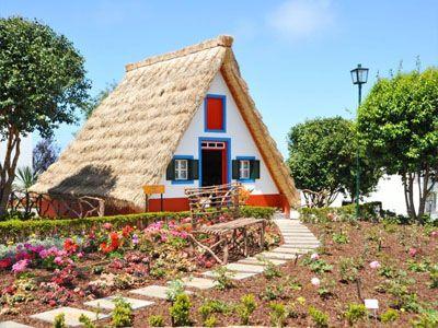 Casinhas de Santana Madeira em 2020 imagens