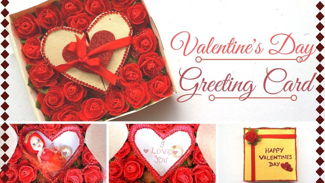 Diy valentines day greeting card design making ideas for your diy valentines day greeting card design making ideas for your loved ones by kristyandbryce Choice Image