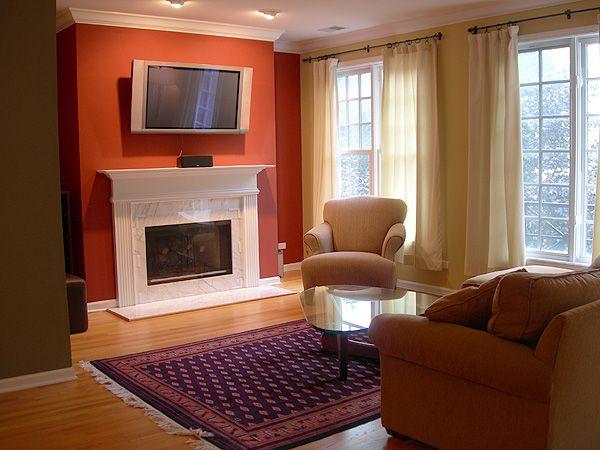 Paint Colors For Open Floor Plan House Open Floor Plan