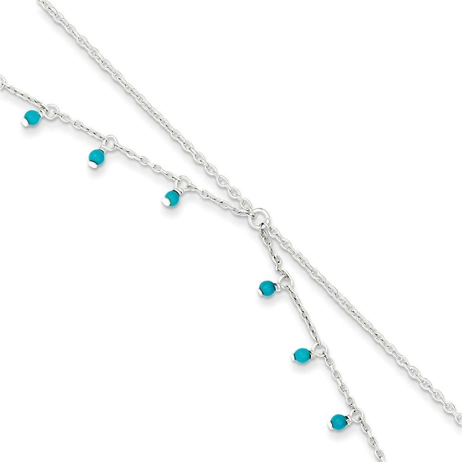 30 95 1mm thick solid sterling silver 925 Italian BALL bead chain necklace chocker bracelet anklet with spring ring clasp jewelry 75 25 35 15 85 60 65 70 100cm 40 50 80 20 90 55 45