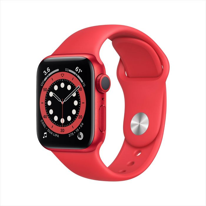 Apple Watch Series 6 Gps Aluminum In 2021 New Apple Watch Apple Watch Apple Watch Series