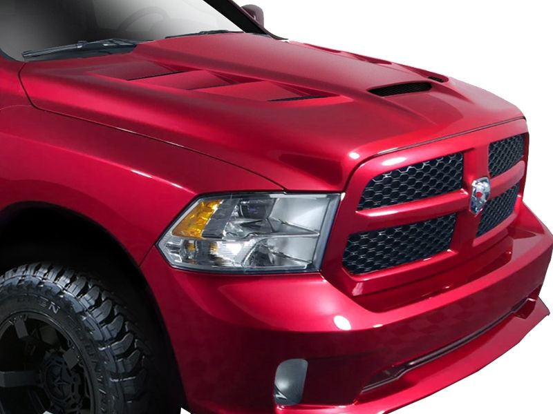 Photo 2009 2017 Dodge Ram 1500 Duraflex Viper Hood 1 Zpskuonwe2a