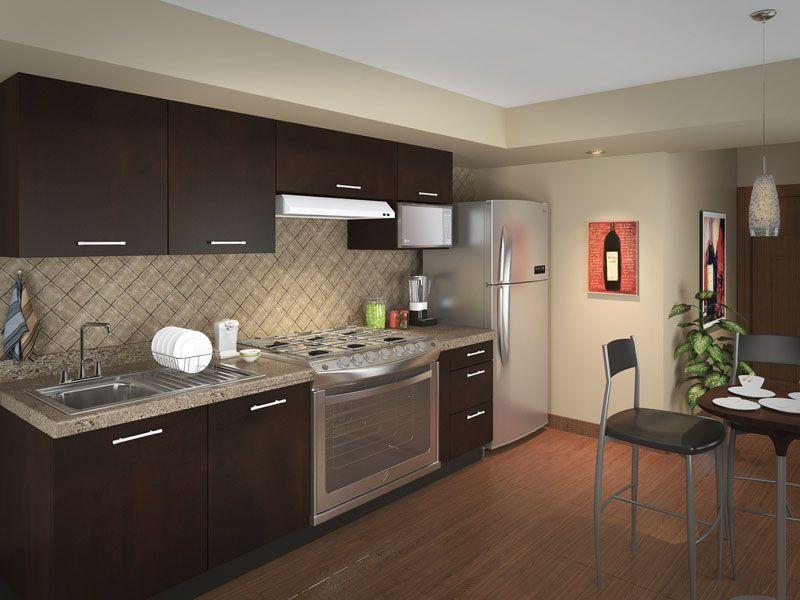 Diseños que se adaptan a tu espacio Cosas de casa Pinterest - remodelacion de cocinas