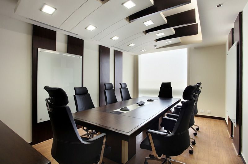 Corporate interior design india work space pinterest for Best modern office interior