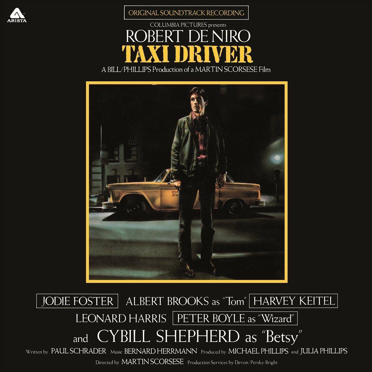 Taxi Driver (Vinyl) [Importado]: Amazon.com.mx: Música