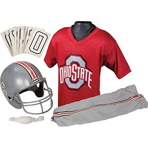 best website 0e63d ca652 Franklin Sports NCAA Ohio State Buckeyes Deluxe Youth Team ...