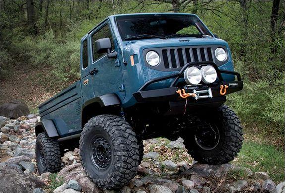 20+ Jeep forward control concept trends