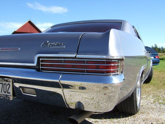 1966 Chevrolet Caprice - Backside as I leave you in the dust!!