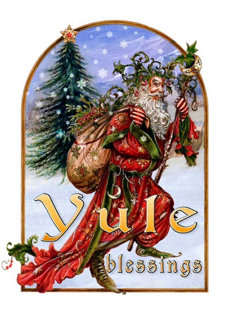 Briar yule midwinter solstice greeting card alternative christmas briar yule midwinter solstice greeting card alternative christmas pagan wiccan ebay m4hsunfo