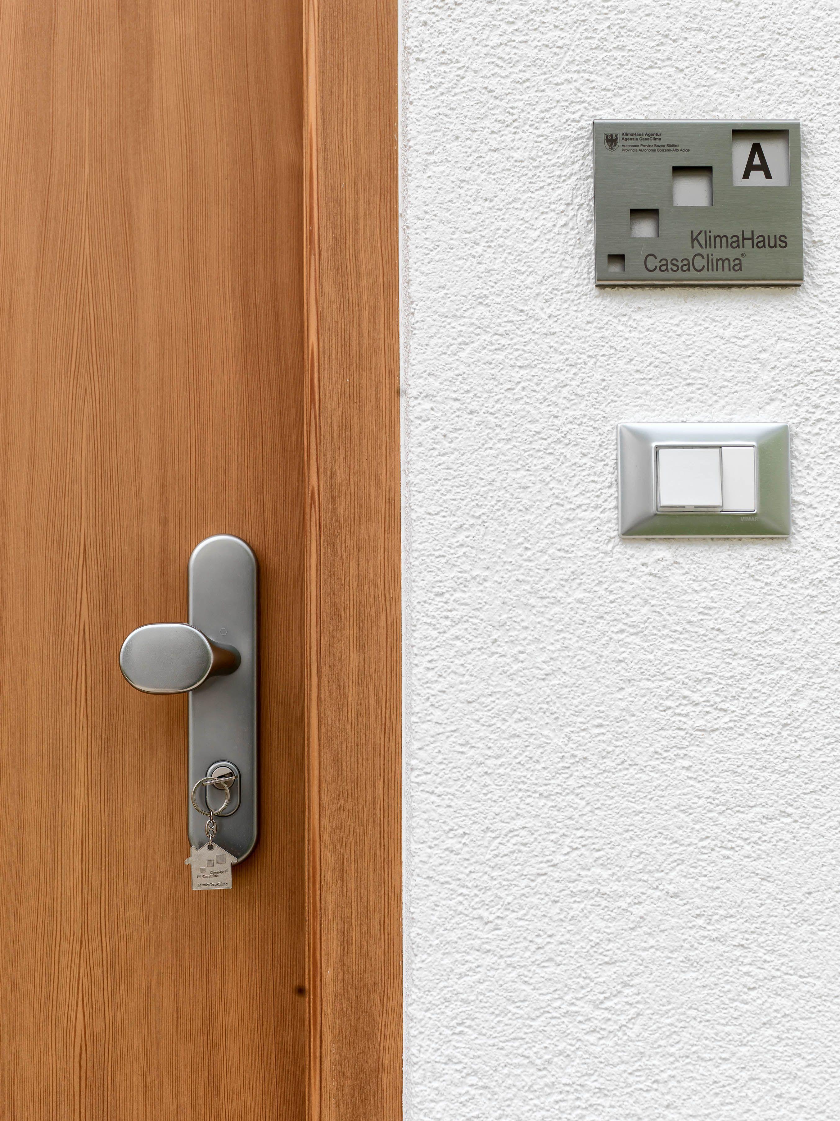 Porte rubner casa rubner haus di v veneto parete for Rubner porte