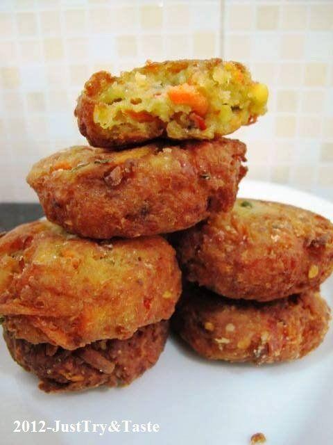 Resep Bakwan Gindara Pedas Resep Makanan Resep Resep Ikan