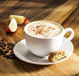 Olive Garden   Carmel Apple Latte