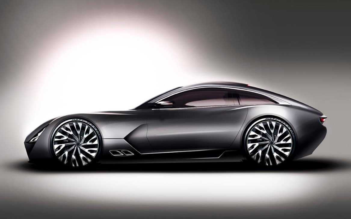2016 London Motor Show Round Up Concept Cars Voiture Reborn