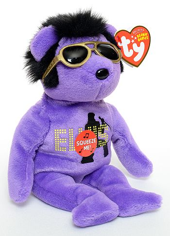 Your Teddy Bear - Ty Beanie Babies  c5b0f8fe97b4