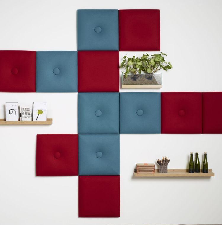 26 moderne Design Akustikplatten für Wand und Decke in