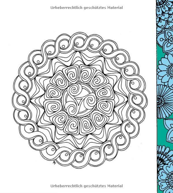 Zencolor Ruhe Kraft 100 Bilder Zum Ausmalen Entspannen Amazon De Lacy Mucklow Angela Porter Bucher Bilder Zum Ausmalen Mandala Malvorlagen Ausmalen