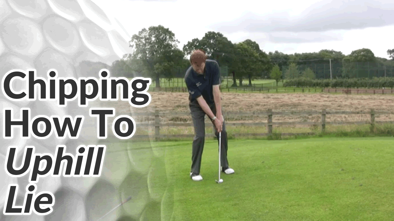 Chipping Setup How To Set Up For A Chip Shot Golf Videos Golf Tips For Beginners Golf Tips