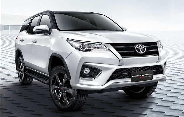 2018 Toyota Fortuner Toyota is Japanese manufactory