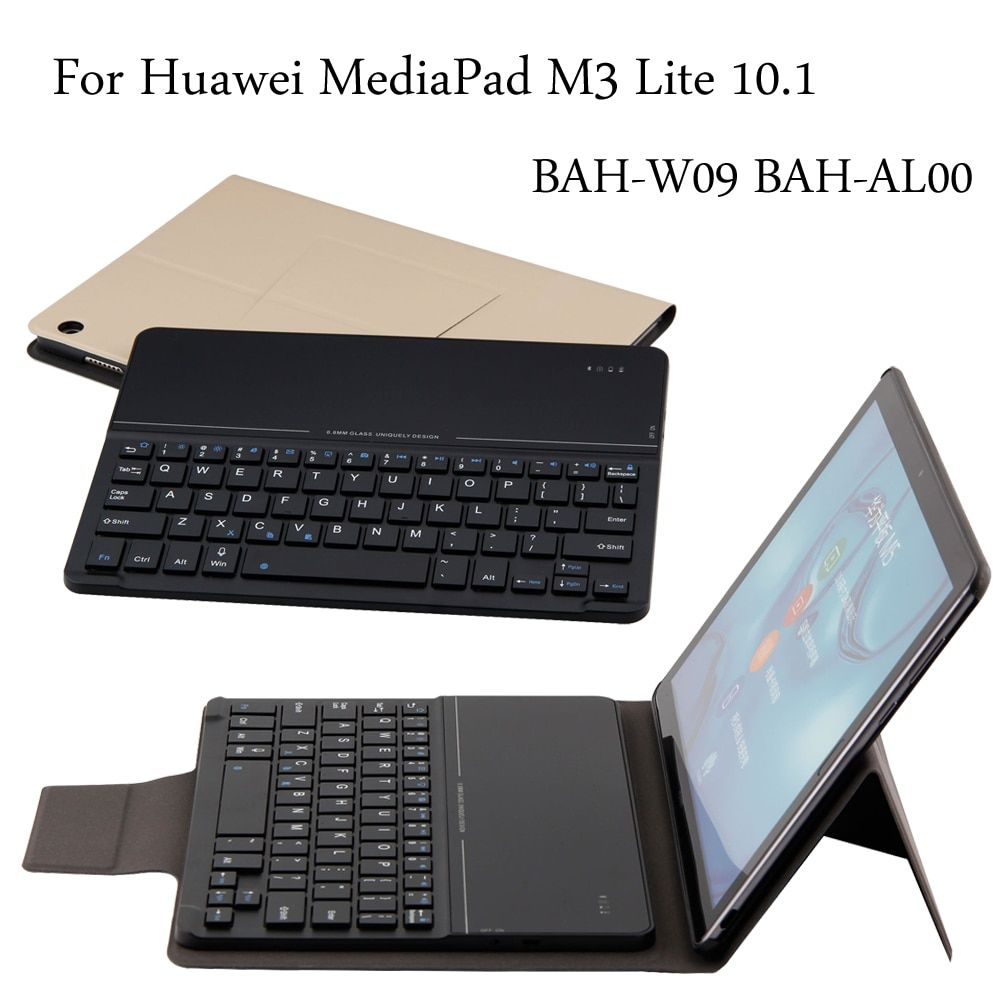 hot sales beb1d 1974c New Ultra thin Wireless Bluetooth Keyboard Case Cover For Huawei ...