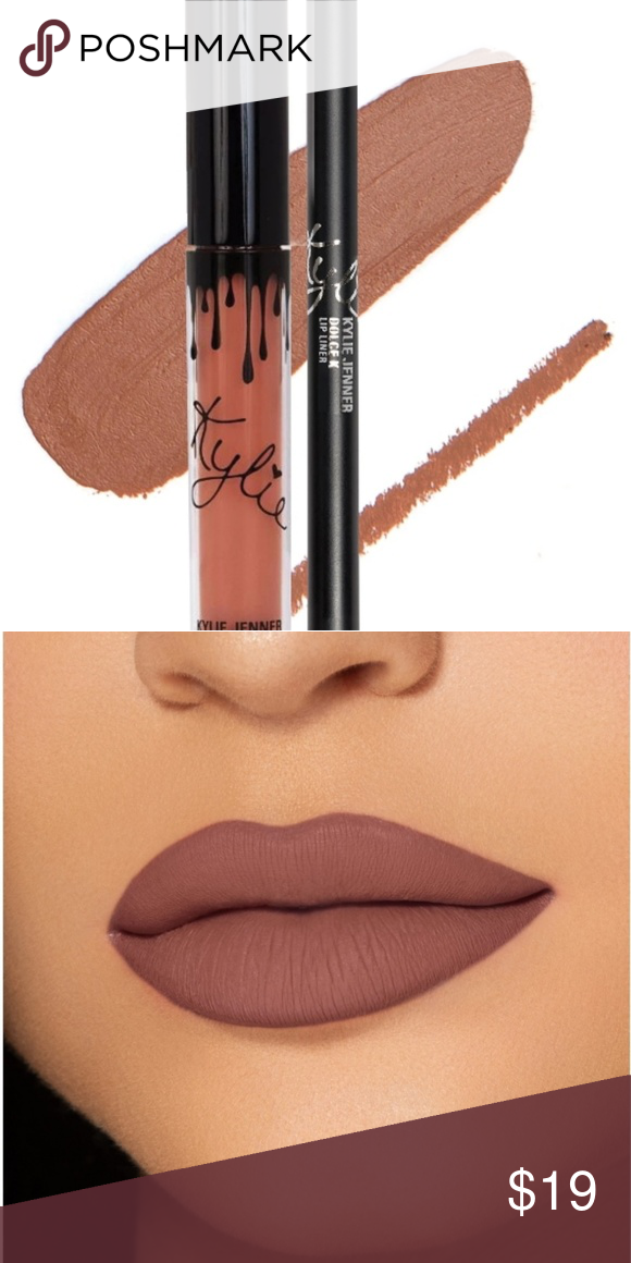 Kylie Jenner Lip Kit Dolce K Brand New Lip Kit Kylie Jenner Dolce K Color Kylie Cosmetics Makeup Lipstick Kylie Jenner Lip Kit Lip Kit Kylie Jenner Lips