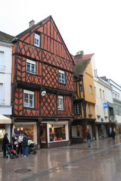 Dreux - Le centre - Eure-et-Loir