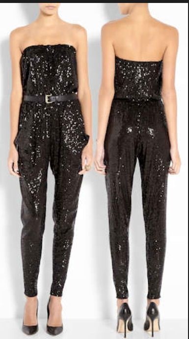723225261c8 Michael Kors sequin jumpsuit