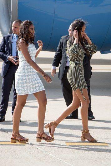 Malia Obama's Super-Cute Summer Dress Is Under $80